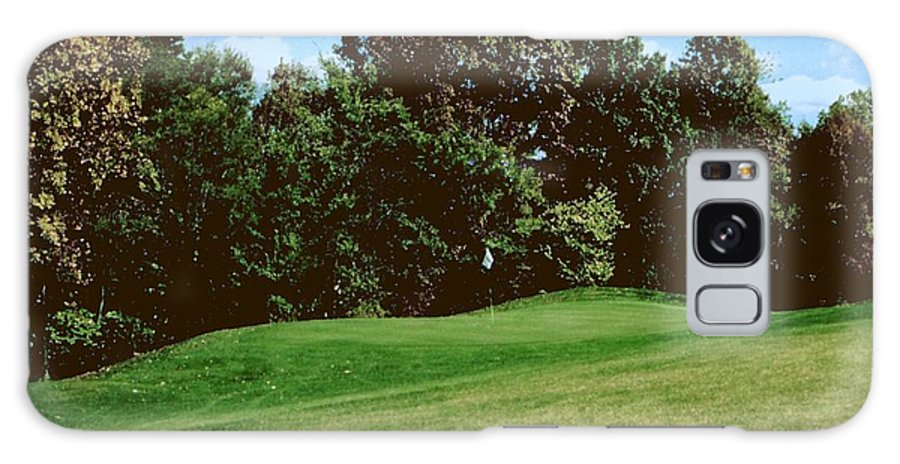 Golf Galaxy S8 Case featuring the photograph Brookhill Golf Course by Gary Wonning