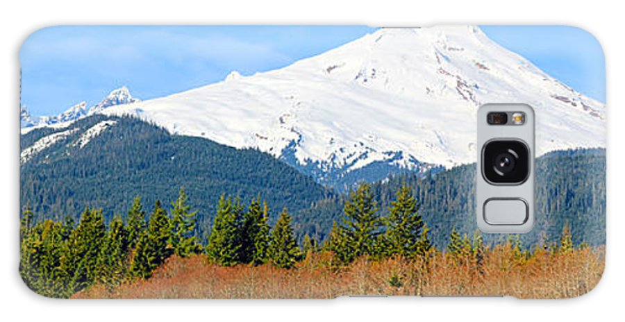 Alpine Galaxy S8 Case featuring the photograph Mount Baker by Paul Fell
