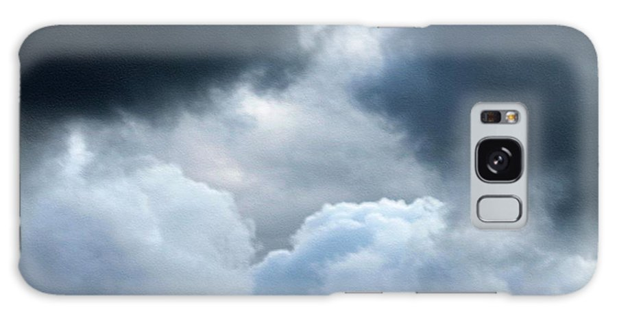 Storm Clouds Galaxy S8 Case featuring the photograph Storm Clouds by J McCombie
