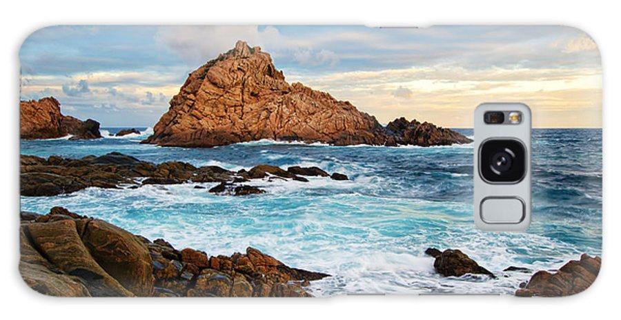 Sugarloaf Rock Galaxy S8 Case featuring the photograph Sugarloaf Rock - Western Australia by Daniel Carr