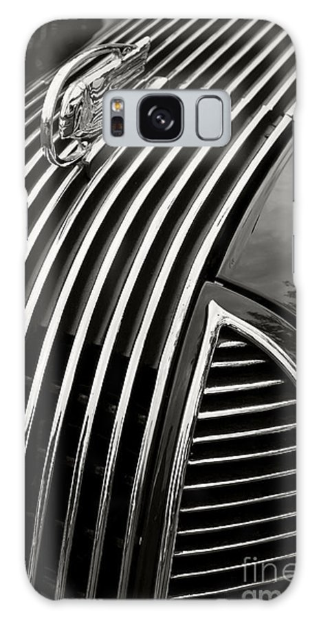 Classic Galaxy S8 Case featuring the photograph '36 Pontiac by Dennis Hedberg