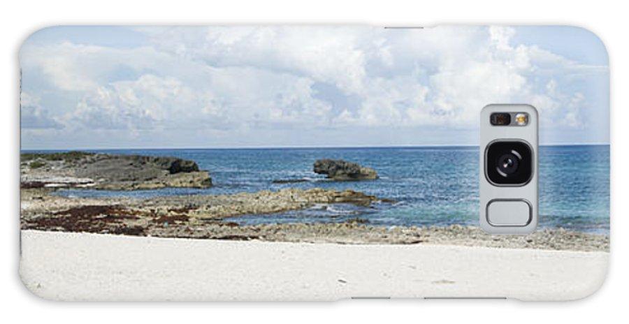 Beach Galaxy S8 Case featuring the photograph Tropical Beach by Patrick Warneka