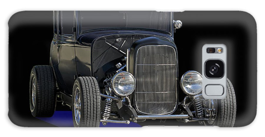 Coupe Galaxy S8 Case featuring the photograph 1932 Ford Coupe by Dave Koontz