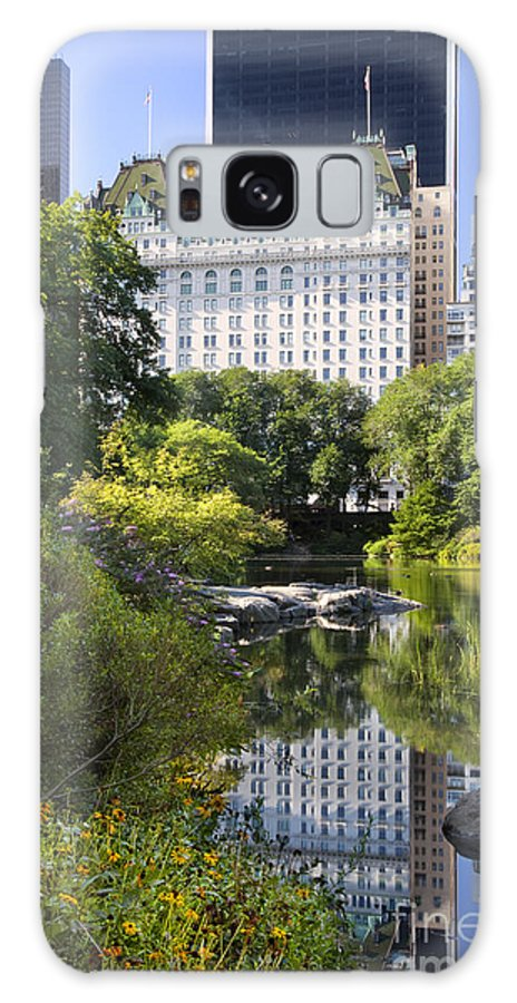 Central Galaxy S8 Case featuring the photograph Central Park by Brian Jannsen