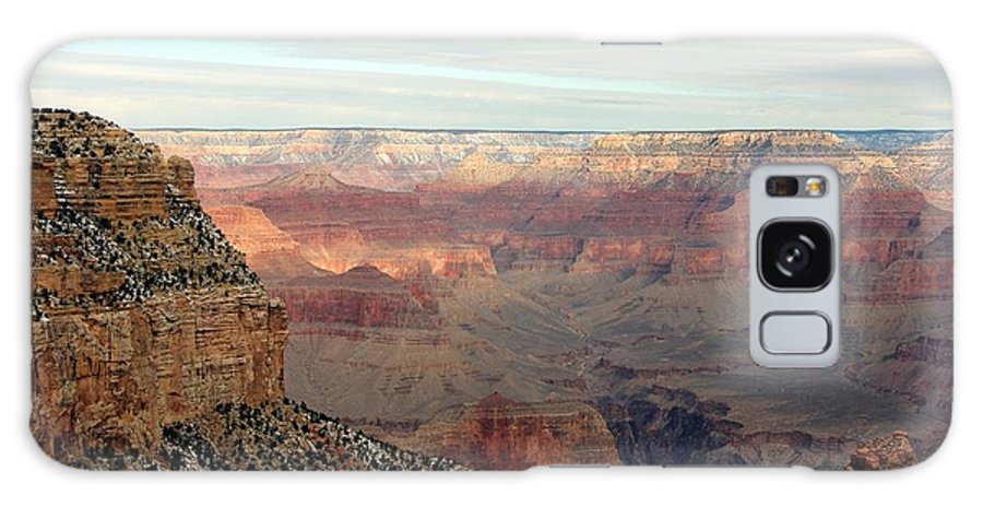 Grand Canyon Galaxy S8 Case featuring the photograph Grand Canyon by Diane Greco-Lesser