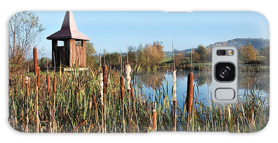 Lower Bruckland Galaxy S8 Case featuring the photograph Lower Bruckland - Devon by Susie Peek