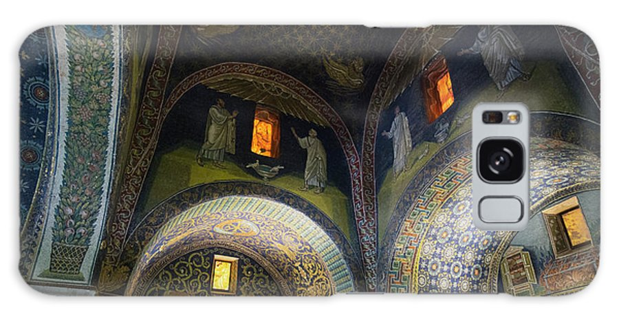 Ravenna Galaxy S8 Case featuring the photograph Ravenna, Italy by Ken Welsh