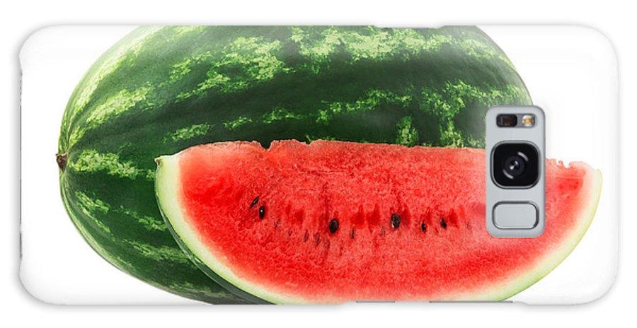 Watermelon Galaxy S8 Case featuring the photograph Watermelon by Mariusz Blach