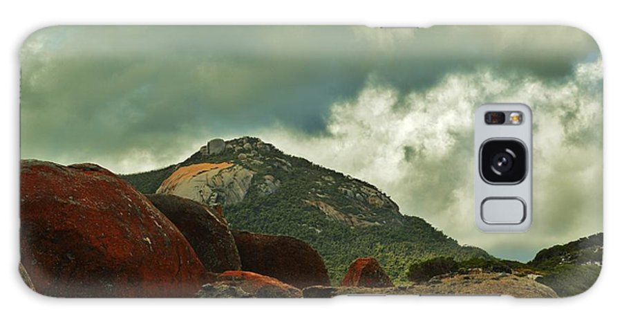 Wilsons Promontory Galaxy S8 Case featuring the photograph Wilsons Prom by Snowflake Obsidian