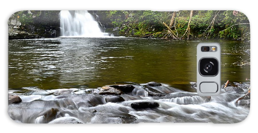 Abrams Galaxy S8 Case featuring the photograph Abrams Falls by Frozen in Time Fine Art Photography