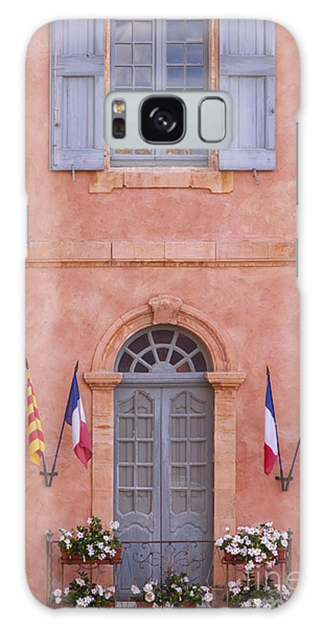 Architecture Galaxy S8 Case featuring the photograph Hotel De Ville by Brian Jannsen