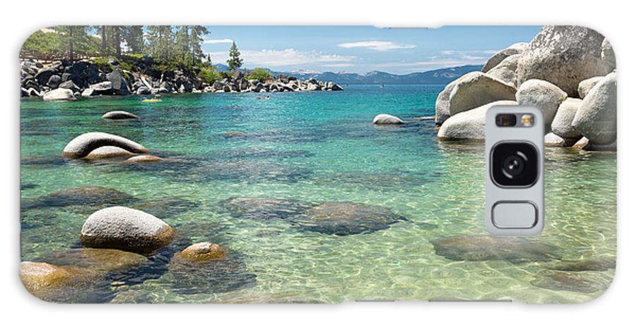 America Galaxy S8 Case featuring the photograph Lake Tahoe by Mariusz Blach