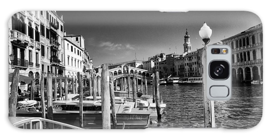 Venice - Italy Galaxy S8 Case featuring the photograph Venetian Cityscape by Dobromir Dobrinov