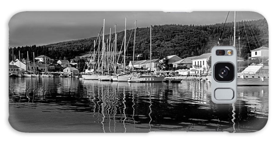 Kefalonia; Kefallonia; Kefallinia; Fiskardo; Fiscardo Galaxy S8 Case featuring the photograph Fiskardo Village by George Atsametakis