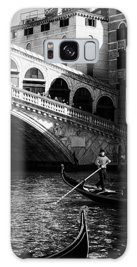 Venice - Italy Galaxy S8 Case featuring the photograph Venetian Cityscape by Dobromir Dobrinov