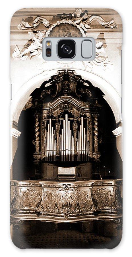Abruzzo Galaxy S8 Case featuring the photograph Abruzzo, Aquila, Sulmona, Chiesa Dell Annunziata by Litz Collection