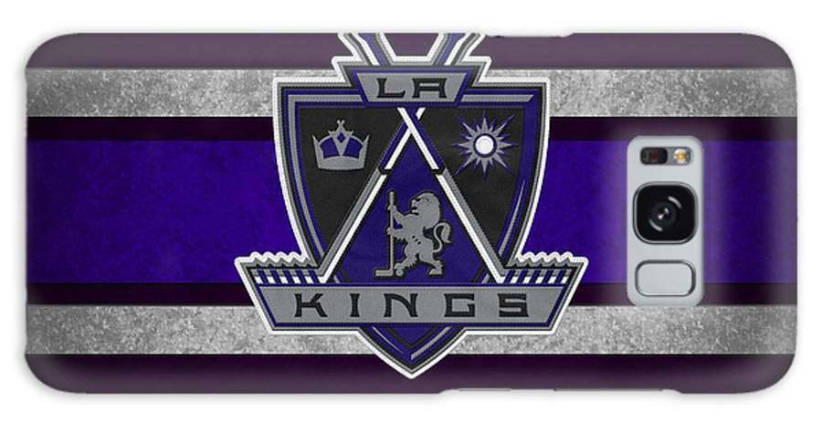 Kings Galaxy S8 Case featuring the photograph Los Angeles Kings by Joe Hamilton