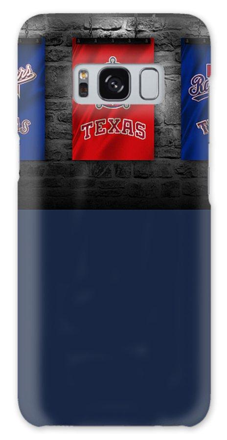 Rangers Galaxy S8 Case featuring the photograph Texas Rangers by Joe Hamilton
