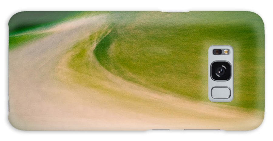Landscape Galaxy S8 Case featuring the photograph A Bend In The Road by S Rodriques