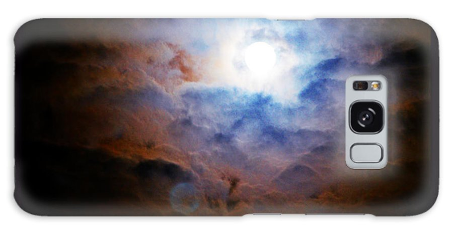 Night Sky Galaxy S8 Case featuring the photograph A Celestial Harmonic by Susanne Still