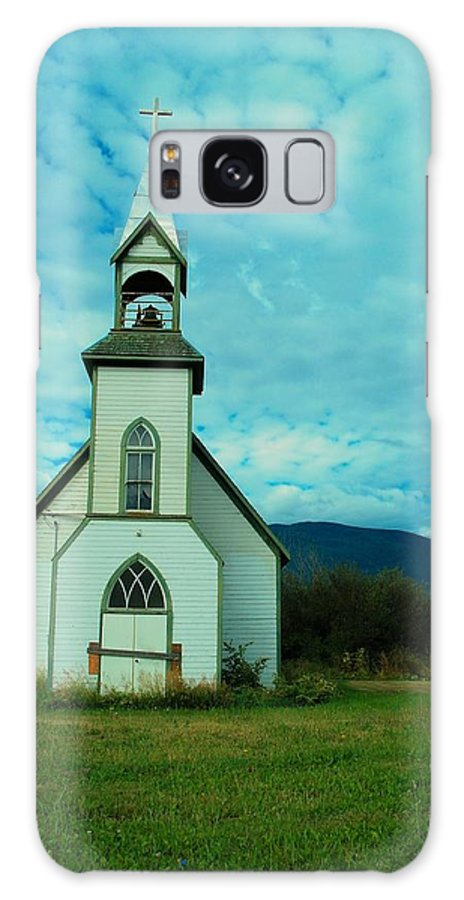 Churches Galaxy S8 Case featuring the photograph A Church In British Columbia  by Jeff Swan