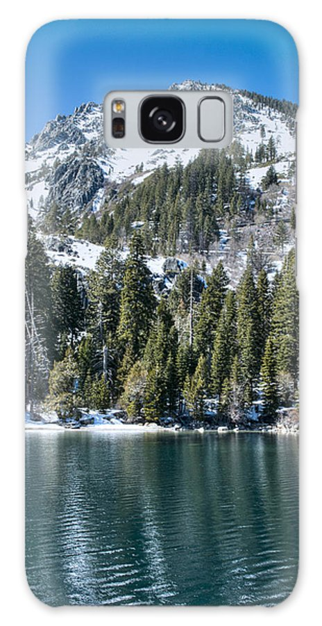 California Galaxy S8 Case featuring the photograph A Day At Emerald Bay by Jeremy Bartlett