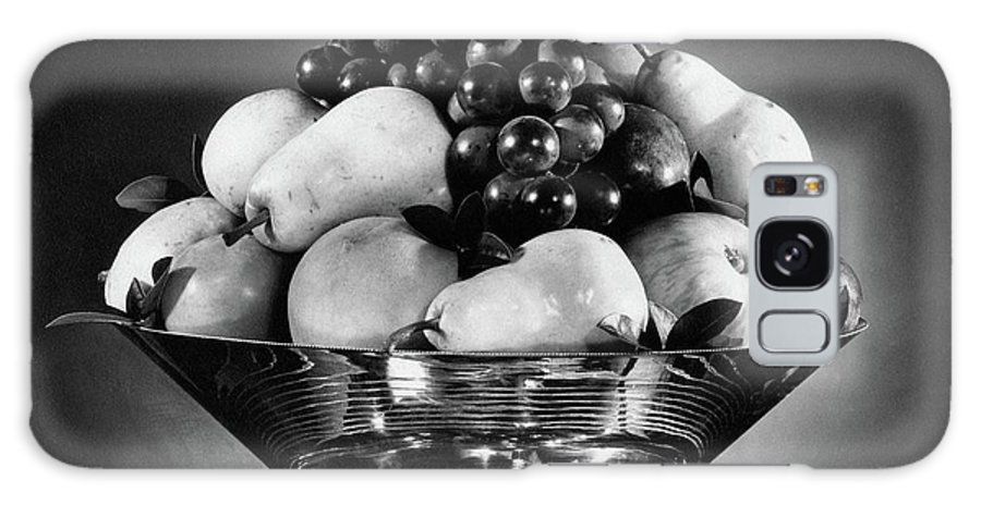 Food Galaxy S8 Case featuring the photograph A Fruit Bowl by Peter Nyholm