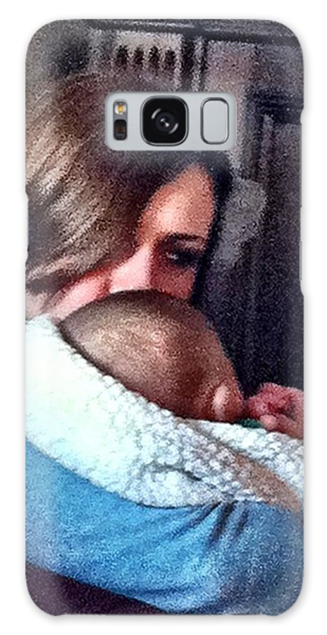 Mother Galaxy S8 Case featuring the photograph A Mothers Love by Mark Jenson