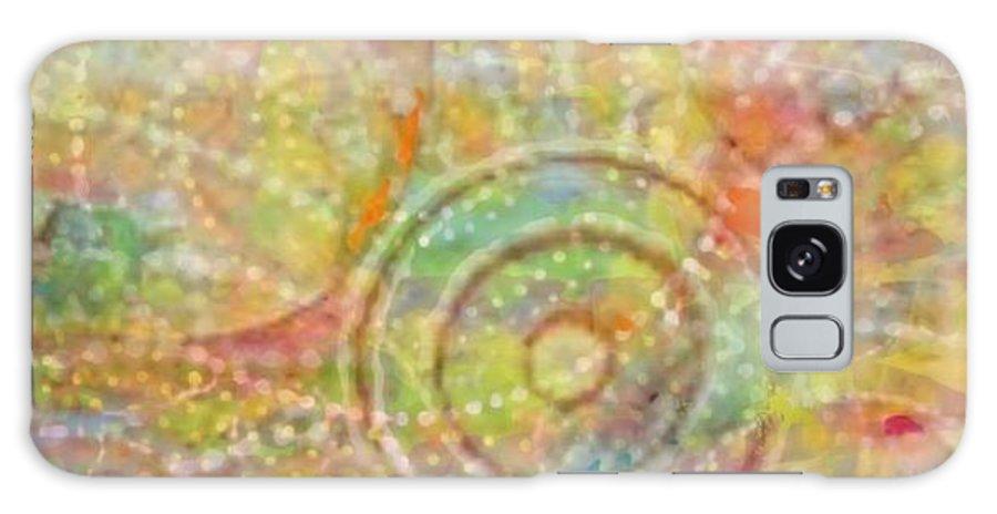 Galaxy S8 Case featuring the digital art Aboriginal Instincts 1 by David Briscoe