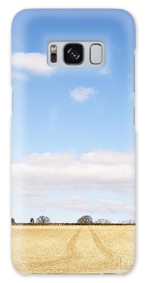 Wendy Galaxy S8 Case featuring the photograph Above Us Only Sky by Wendy Wilton