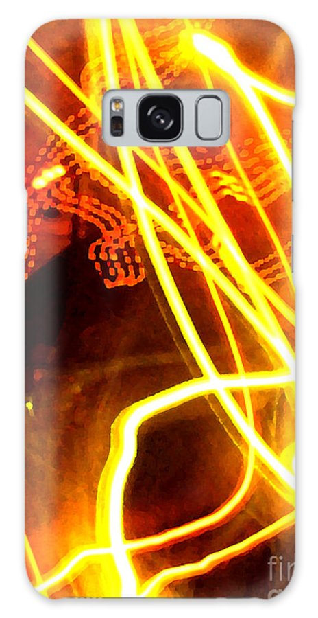 Abstract Galaxy S8 Case featuring the photograph Abstract by Amanda Barcon