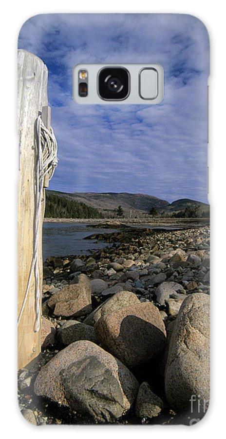 Atlantic Ocean Galaxy Case featuring the photograph Acadia National Park - Maine Usa by Erin Paul Donovan