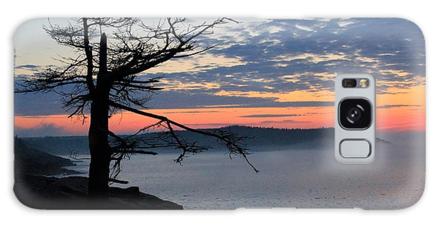 Acadia National Park Galaxy S8 Case featuring the photograph Acadia Sunrise 2 by Jeff Heimlich