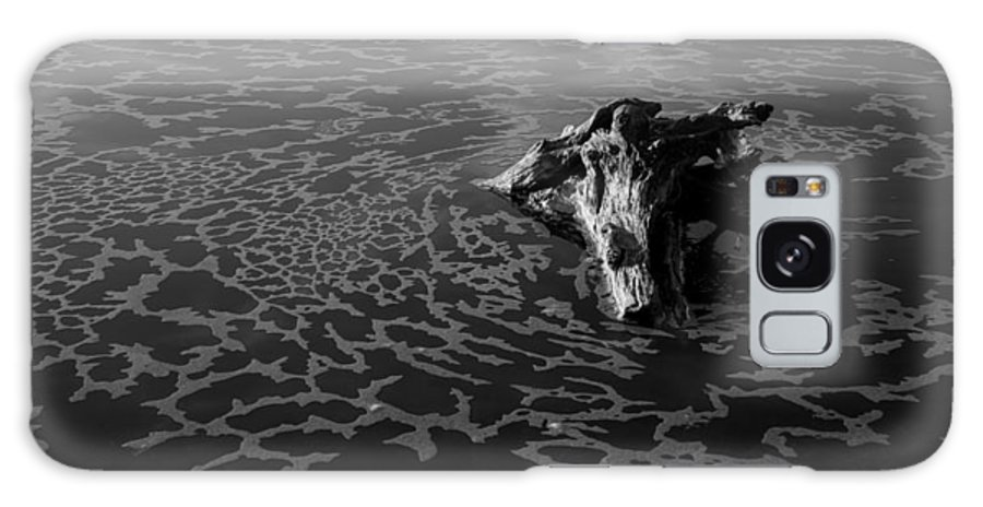 Driftwood Galaxy S8 Case featuring the photograph Adrift by Alex Lapidus