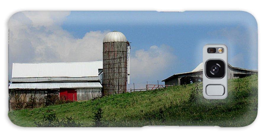 Farm Galaxy S8 Case featuring the photograph Aep313a by Scott B Bennett