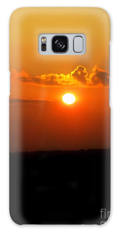 Sunset Photography Galaxy S8 Case featuring the photograph Aep431ac by Scott B Bennett