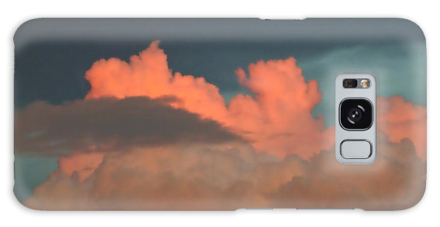Clouds Galaxy S8 Case featuring the photograph After The Evening Storm by Pete Trenholm