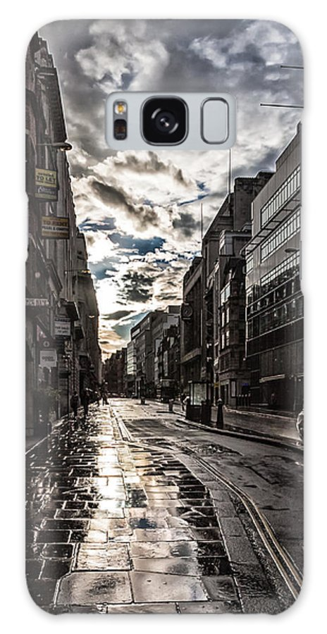 England Galaxy S8 Case featuring the photograph After.the.rain by Roland Bedernik