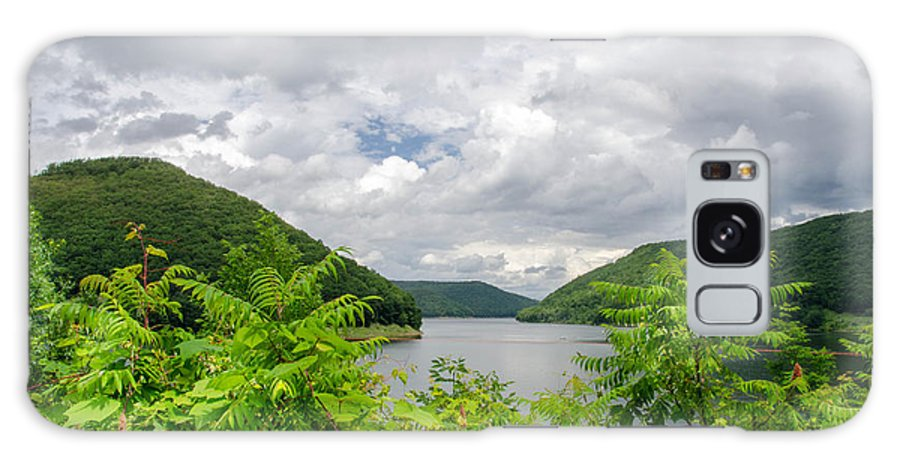 Allegheny Reservoir Galaxy S8 Case featuring the photograph Allegheny Reservoir by Guy Whiteley