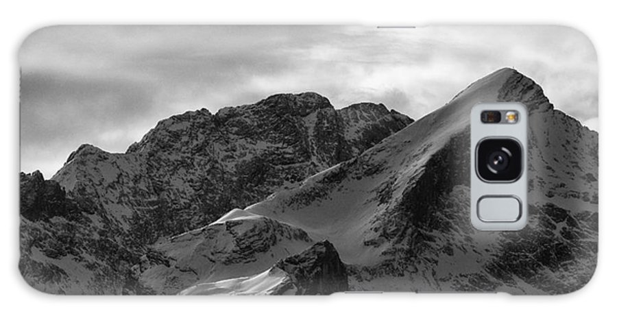 Nature Galaxy S8 Case featuring the photograph Alpspitze Bavaria 2 by Rudi Prott
