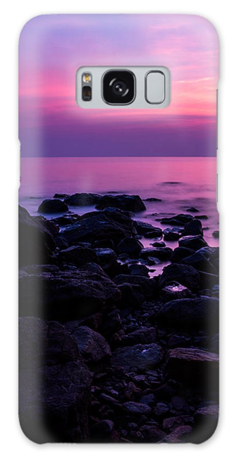 Koh Chang Galaxy S8 Case featuring the photograph Andaman Sea Sunset by Stefan Johansson