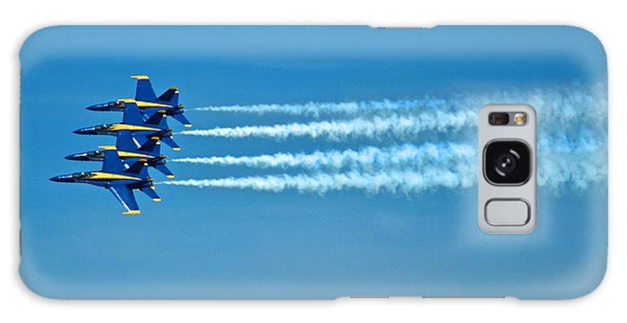 Airplane Galaxy S8 Case featuring the photograph Andrews J B Air Show 12 by Ricardo J Ruiz de Porras
