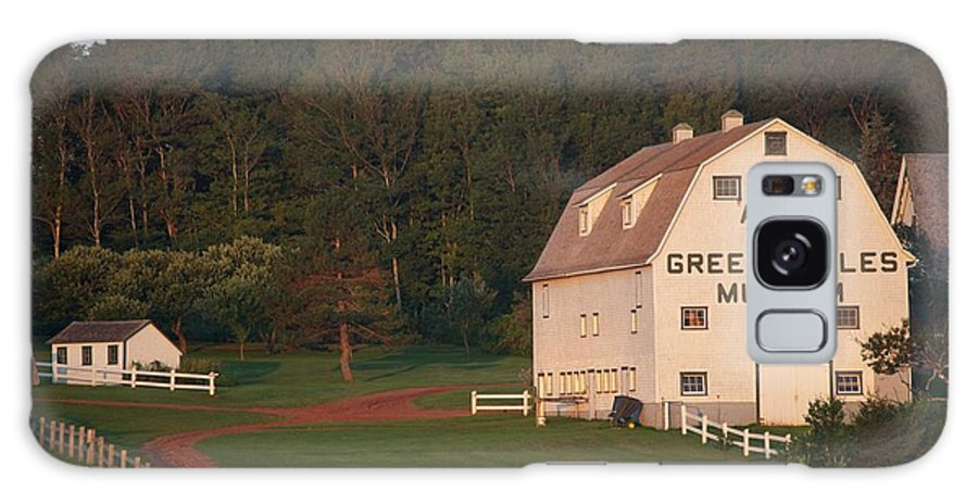 Anne Of Green Gables Galaxy S8 Case featuring the photograph Anne Of Green Gables Museam by Allan Morrison