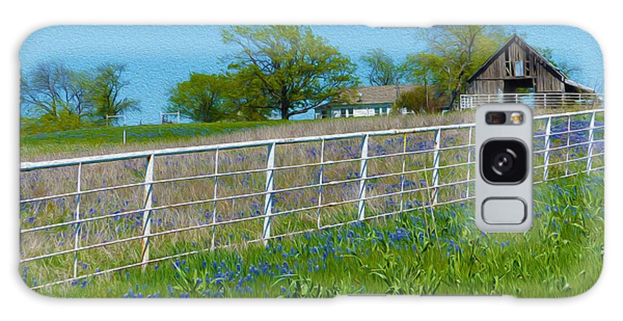 Galaxy S8 Case featuring the photograph Another Spring Old And New by Robert J Sadler