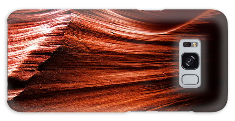 Edward Pollick Galaxy S8 Case featuring the photograph Antelope Canyon 3 by Edward Pollick