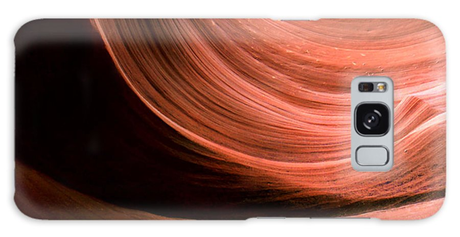 Edward Pollick Galaxy S8 Case featuring the photograph Antelope Canyon 5 by Edward Pollick