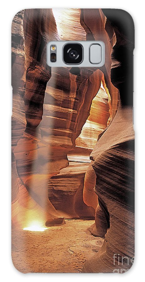 Antelop Canyon Galaxy S8 Case featuring the photograph Antelope Canyon by John Douglas