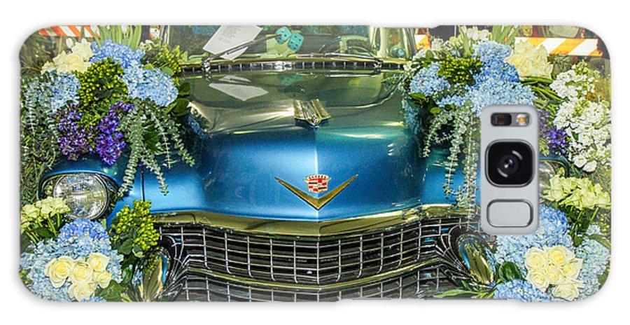 Rose Bowl Galaxy S8 Case featuring the photograph Antique Car 3 by Robert Hebert