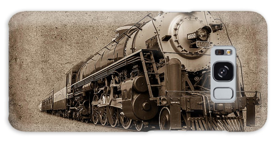Afternoon Galaxy S8 Case featuring the photograph Antique Train by Doug Long
