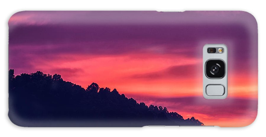 Sunset Galaxy S8 Case featuring the photograph Appalachian Sunset After Storm by Thomas R Fletcher
